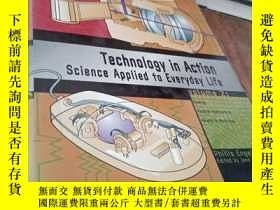 二手書博民逛書店TECHNOLOGY罕見IN ACTION: science applied to everyday life v