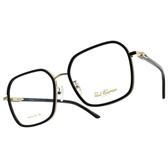 PAUL HUEMAN 光學眼鏡 光學眼鏡 PHF5184A C05 (黑-金) 韓系潮流 大方框 膠框 板材 # 金橘眼鏡