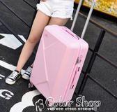 行李箱 拉桿箱 韓版拉桿箱子母箱20寸女小清新旅行箱萬向輪行李箱男24寸26寸學生