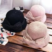 可折疊遮陽帽草帽防曬沙灘太陽帽漁夫盆帽女【聚寶屋】