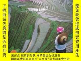 二手書博民逛書店Geography罕見Realms, Regions and Concepts ( Tenth Edition)