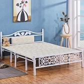 折疊床 家用折疊床單人雙人床1.5米木板午休床出租屋簡易鐵架床1.2米加固【快速出貨八折下殺】
