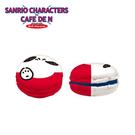 【日本正版】帕恰狗 馬卡龍 捏捏吊飾 吊飾 捏捏樂 squishy 軟軟 POCHACCO cafe de N - 622358