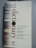 【書寶二手書T8/字典_OOT】American Heritage Dictionary 5/e_Random Hous