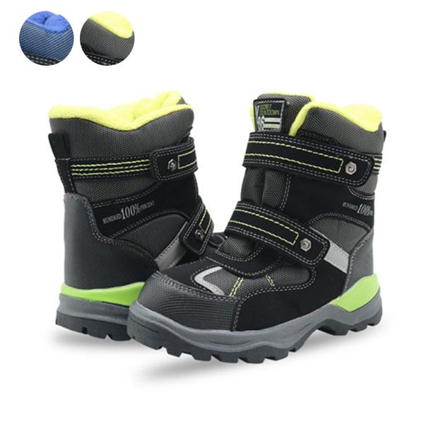 加厚保暖 防雪 防水 兒童雪靴 防雪 防水 兒童雪靴 橘魔法 男童 女童 現貨 韓國 滑雪 雪鞋