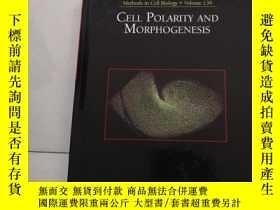 二手書博民逛書店Cell罕見Polarity and Morphogenesis