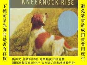 二手書博民逛書店英文原版罕見Knee Knock Rise 尼瑙克山探險 紐伯瑞