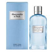 Abercrombie&Fitch A&F 湛藍女性淡香精 30ml【5295我愛購物】