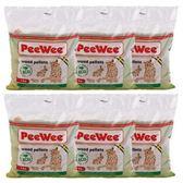 PeeWee 必威 強效松木砂/貓砂 3kg X 6包