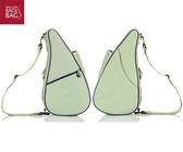 丹大戶外【Healthy Back Bag】美國寶背包-小/人體工學/防滑背帶/多收納口袋 HB6123-GR 抹茶奶綠