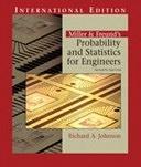 二手書博民逛書店《Miller & Freund s Probability and Statistics for Engineers》 R2Y ISBN:0131278401