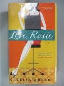 【書寶二手書T7/原文小說_AN4】Love, Rosie_Ahern