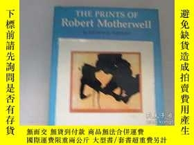 二手書博民逛書店The罕見Prints of Robert Motherwell