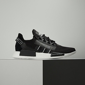 Adidas NMD_R1.V2 男女 黑白 經典 運動 休閒鞋 GW7690