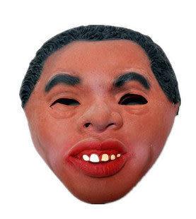小羅納爾多面具
