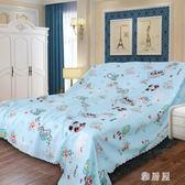 防塵布遮蓋沙發防塵布防塵罩床遮灰布防塵布家用 YC743【雅居屋】
