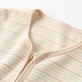 兒童睡袋 嬰兒睡袋春秋薄款四季通用夏季純棉彩棉大童寶寶睡袋兒童分腿 薇薇