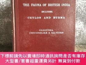二手書博民逛書店The罕見Fauna of British India Including Ceylon and BurmaY