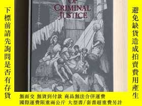二手書博民逛書店History罕見of Criminal Justice (英文