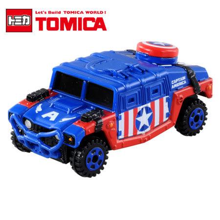 日貨 TOMICA CARS DREAM 144 美國隊長 MARVEL 漫威英雄 復仇者聯盟 汽車模型 多美小汽車