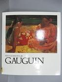 【書寶二手書T8/藝術_FMA】高更Gauguin_巨匠與世界名畫_附殼