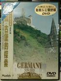 挖寶二手片-Z12-012-正版DVD*音樂【胎教及心靈舒緩音樂-德國 古堡的探索】-視覺 聽覺舒緩