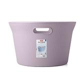西班牙TATAY洗衣籃35L-紫