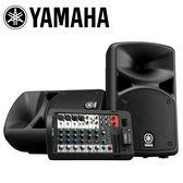 小叮噹的店 YAMAHA STAGEPAS 400BT 攜式音響系統 藍芽音響 400W大功率