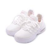老船長 飛織氣墊休閒運動鞋 白 H6 女鞋 鞋全家福