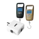 【SAMPO聲寶】聲寶 雙USB充電器(DQ-U1202UL)+【SA+】行李秤/吊掛秤(WH-A17L)★免運費★