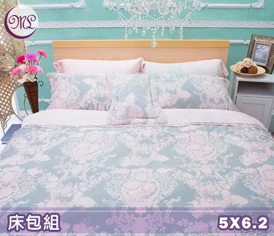【Jenny Silk名床】狄安娜.100%天絲.超柔觸感.標準雙人床包組