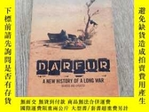 二手書博民逛書店《DARFUR:A罕見NEW HISTORY OF A LONG WAR》達爾富爾Y250169 JULIE