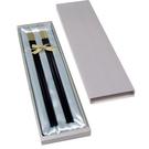 五星級飯店專用筷組-黑色(2雙入)