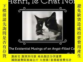 二手書博民逛書店Henri,罕見Le Chat Noir: The Existe