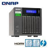 QNAP威聯通 TVS-882ST3-i7-8G 8Bay網路儲存伺服器