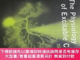 二手書博民逛書店the罕見physiology of excitable cellsY9837 DAVID J,AIDLEY