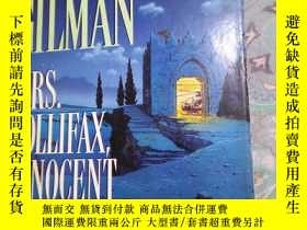 二手書博民逛書店Mrs.罕見Pollifax,Innocent Tourist