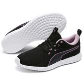 Puma Carson 2 女 黑粉 慢跑鞋 運動鞋 學生鞋 透氣 彈性 休閒 緩震 19108305