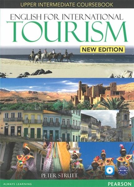 (二手書)English for International Tourism 2/e(Upper-intermediate)(with D..