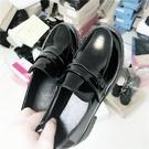 大碼偽娘cos用品鞋子制服鞋女裝大佬套裝cd變裝學院風J『洛小仙女鞋』YJT