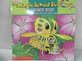 【書寶二手書T1/少年童書_KR8】The Magic School Bus Plants Seeds: A Book About How Living Things Grow_Cole, Joanna/