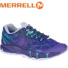 【MERRELL 美國 女款 AGILITY PEAK FLEX 慢跑鞋〈紫/藍〉】ML37712/休閒鞋/登山鞋/運動鞋