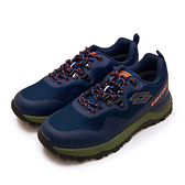 LIKA夢 LOTTO 專業防水郊山戶外越野跑鞋 FALCO隼系列 藍綠橘 2556 男