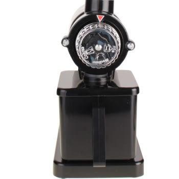 研磨機 110V220V出品台灣小飛鷹電動咖啡磨豆機咖啡研磨器可調粗細粉碎機 交換禮物 韓菲兒