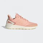 ADIDAS QUESTARSTRIKE X [G26342] 女鞋 運動 慢跑 休閒 緩震 舒適 輕量 愛迪達 粉紅