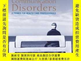 二手書博民逛書店The罕見Psychology Of Neurogenic Communication DisordersY3