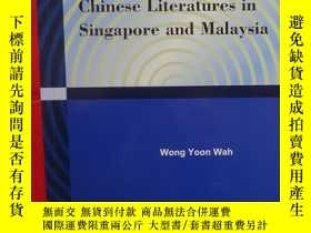 二手書博民逛書店Post-Colonial罕見Chinese Literatures in Singapore and Malay