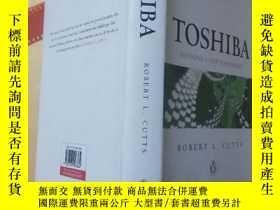 二手書博民逛書店Toshiba:罕見Defining a New Tomorro