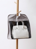 斜挎包防塵收納袋單雙肩包包防水防潮儲物袋手提包掛袋 【免運】