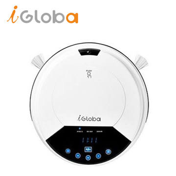 IGLOBA C02 PLUS智慧掃地機器人(掃+吸+拖)